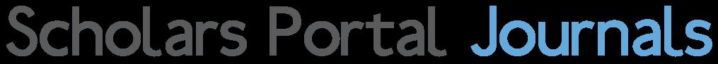 Scholars Portal Journals logo