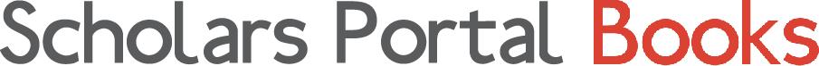 Scholars Portal Books logo